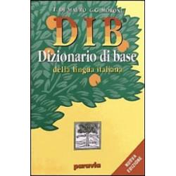 DIB Dizionario di Base della Ingua Italiana