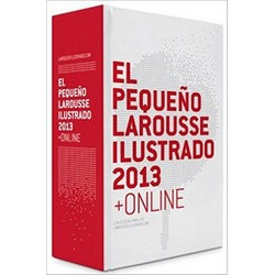 El Pequeño Larousse Ilustrado 2013