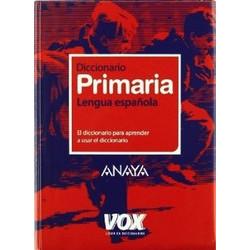 Diccionario de Primaria de la Lengua Espanola 13 000 entradas + CD