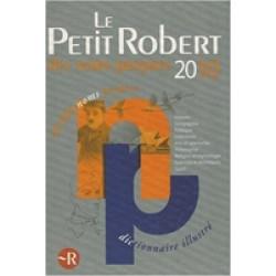 Le Petit Robert des noms propres 2010 (Уценка)