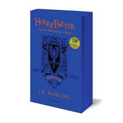 Harry Potter and the Philosopher's Stone - Ravenclaw Ed. PB