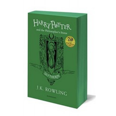 Harry Potter and the Philosopher's Stone - Slytherin Ed. PB