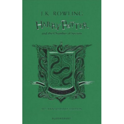 Harry Potter and the Chamber of Secrets HC Slytherin Ed.