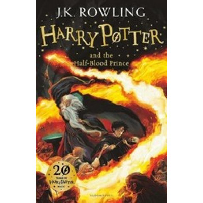Harry Potter and the Half-Blood Prince HB