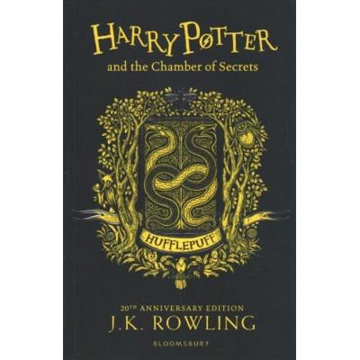 Harry Potter and the Chamber of Secrets PB Hufflepuff Ed.