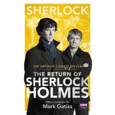 Sherlock: The Return of Sherlock Holmes (TV Tie-In)