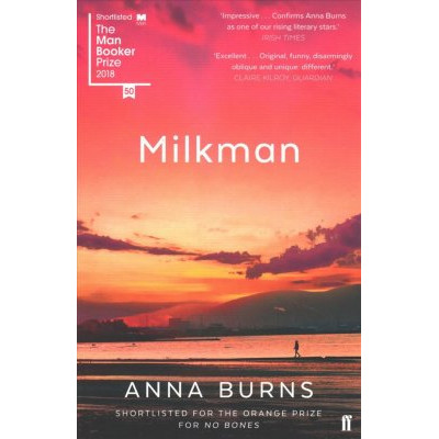 Milkman (The winner of The Man Booker Prize 2018)