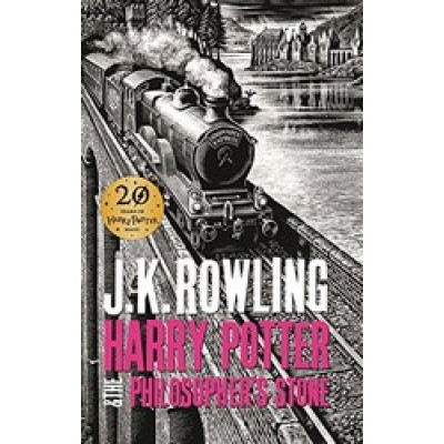 Harry Potter and the Philosopher's Stone (Book 1) HB
