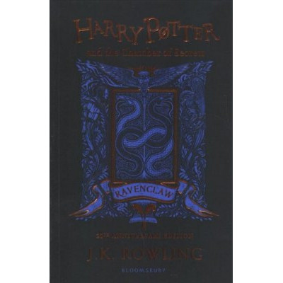 Harry Potter and the Chamber of Secrets PB Ravenclaw Ed.