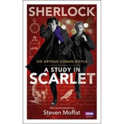 Sherlock: A Study in Scarlet (TV Tie-In)