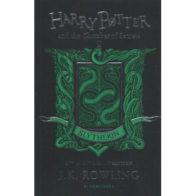 Harry Potter and the Chamber of Secrets PB Slytherin Ed.