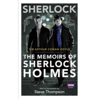 Sherlock: The Memoirs of Sherlock Holmes Film Tie-In