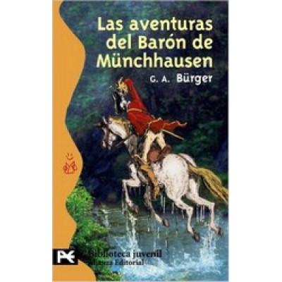 Las aventuras del barón de Münchhausen