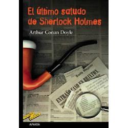 El ultimo saludo de Sherlock Holmes