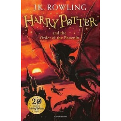 Harry Potter and the Order of the Phoenix HB