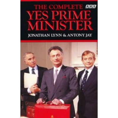 Yes Prime Minister Complete Filn Tie In