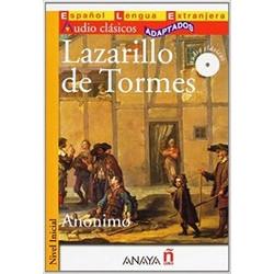 Lazarillo de Tormes + CD