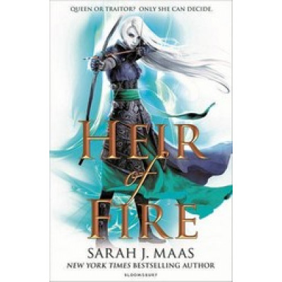 Heir of Fire (Throne of Glass 3)