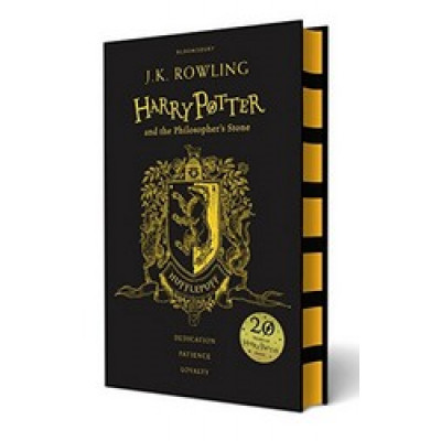 Harry Potter and the Philosopher's Stone - Hufflepuff Ed. HB
