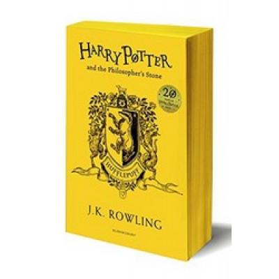 Harry Potter and the Philosopher's Stone - Hufflepuff Ed. PB