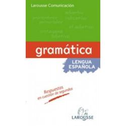 Larousse Comunicación - Gramática Lengua Española
