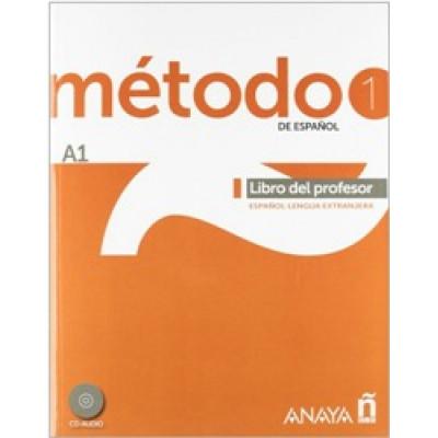 Metodo 1, A1 Libro del Profesor + CD