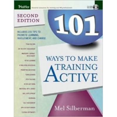 101 Ways to Make Training Active + CD