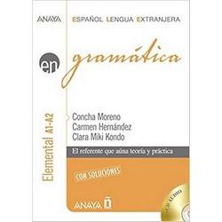 Gramática. Elemental A1-A2 + CD