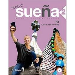 Nuevo Sueña 2. Libro del Alumno + CD