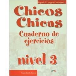 Chicos Chicas 3. Cuaderno de Ejercicios