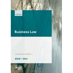 Business Law 2010-2011