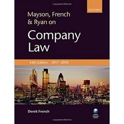 Company Law 2017