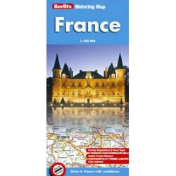 France Motoring Maps