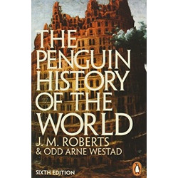 The New Penguin History of the World (Уценка)