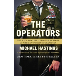 The Operators: The Wild and Terrifying Inside Story of America's War in Afghanistan (Уценка)