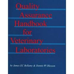 Quality Assurance Handbook for Veterinary Laboratories
