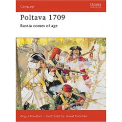 Poltava 1709. Russia comes of Age