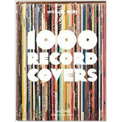 1000 Record Covers (Biblioteca Universalis)