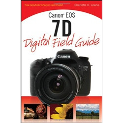 Canon EOS 7D libro deDigital Field Guide