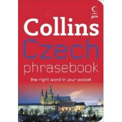 Czech Phrasebook (Collins GEM)