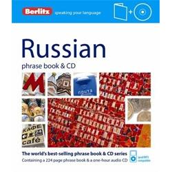 Russian Phrase Book + CD
