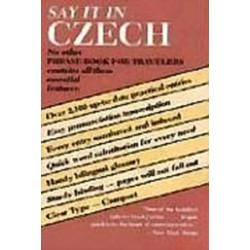 Say it in Czech