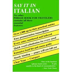 Say it in Italian