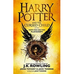 Harry Potter and the Cursed Child (Уценка)