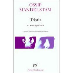 Tristia et autres poemes