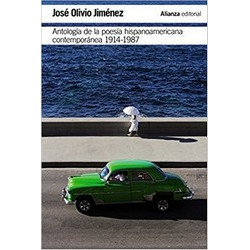 Antología de la poesía hispanoamericana contemporánea (1914-1987)
