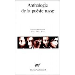 Anthologie de la poesie russe