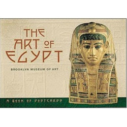 Art of Egypt Postcard Book