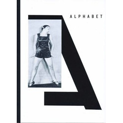 Alphabet Postcard Book