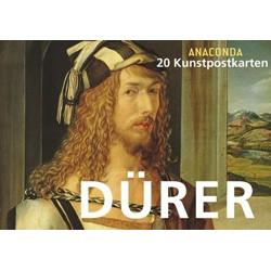 Albrecht Durer Postkartenbuch